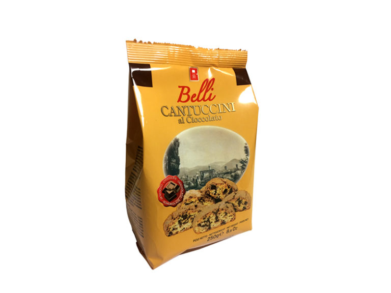 CANTUCCINI AL CIOCCOLATO 250 ml.