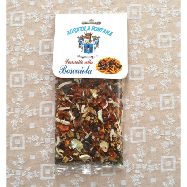 WILDE WOOD MIXED SPICES PASTA CONDIMENT oz. 1,7 - 50 gr.
