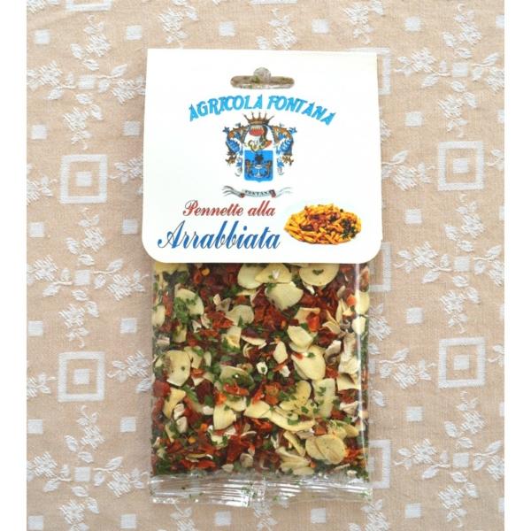 ARRABIATA MIX SPICES PASTA CONDIMENT oz. 1,7 - 50 gr.