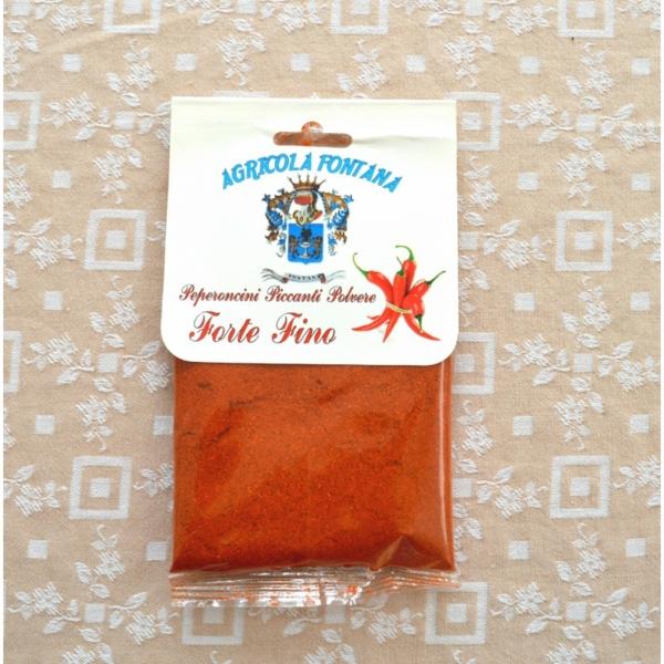 HOT CHILI PEPPER POWDER oz. 1,7 - 50 gr.