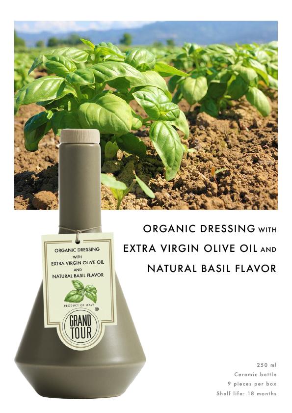 Natural Basil Flavor