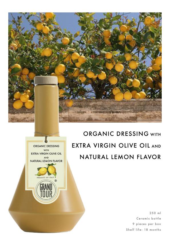 Natural Lemon Flavor
